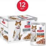 Купить Консервы Hill's Science Plan для молодых стерилизованных кошек, с индейкой в соусе, 85 г Hill's в Калиниграде с доставкой (фото 4)