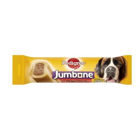 Лакомство для собак Pedigree Jumbone Maxi, лакомая кость с говядиной, 210 г