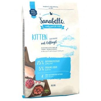 Bosch Sanabelle Kitten корм для котят, беременных и кормящих кошек 400 гр