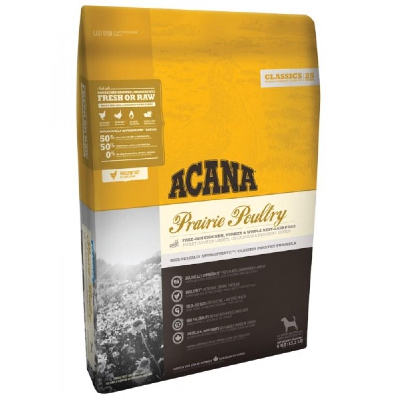 Купить Acana Prairie Poultry 17 кг Acana в Калиниграде с доставкой (фото)