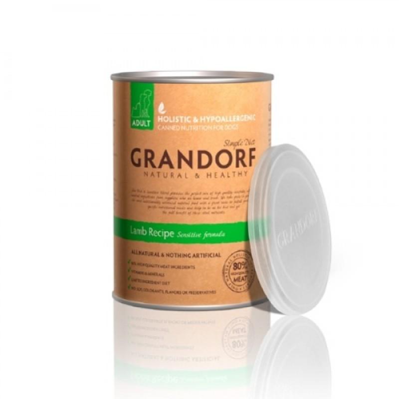 "Grandorf Lamb - ""Грандорф"" ягненок для собак - 400 гр"