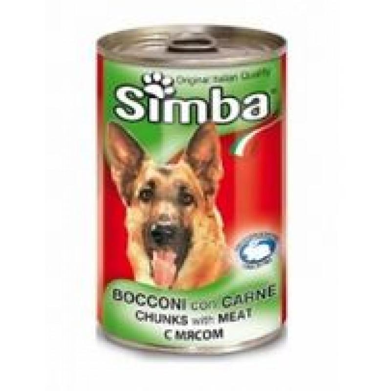 Купить Simba Кусочки с мясом 415 гр  в Калиниграде с доставкой (фото)