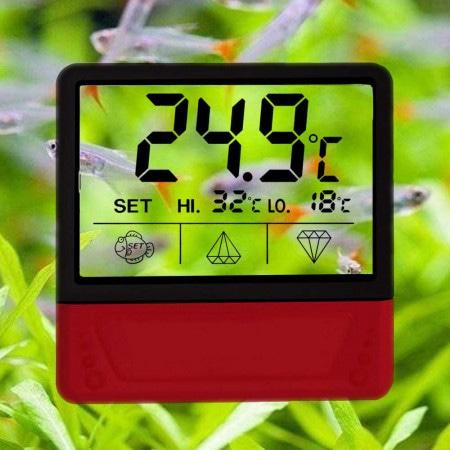 Термометры для аквариума