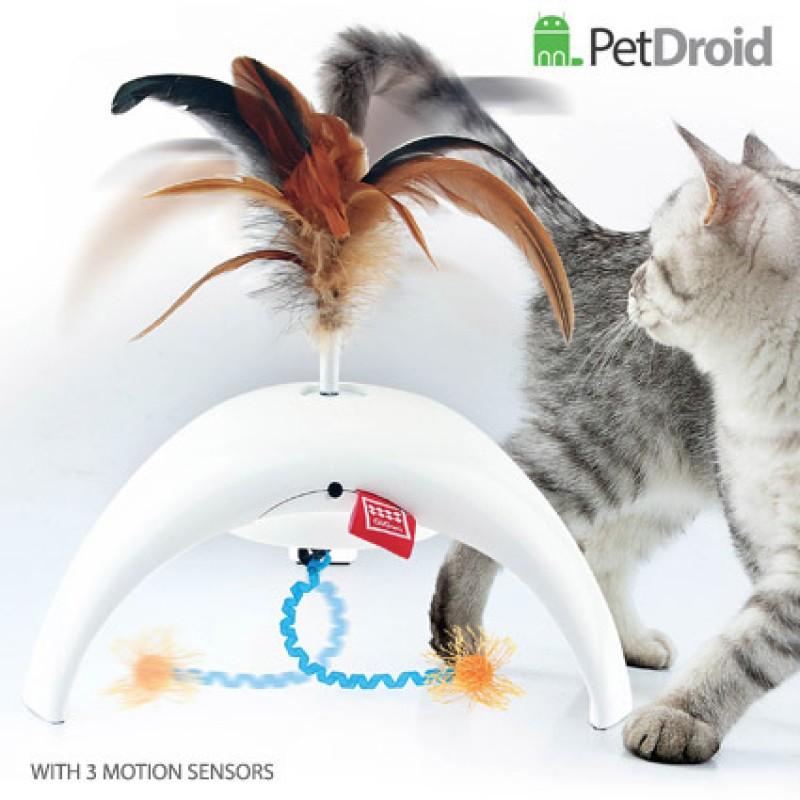 """Купить GiGwi игрушка для кошек """"фезер Спиннер"""" со звуковым чипом GiGwi в Калиниграде с доставкой (фото)"""